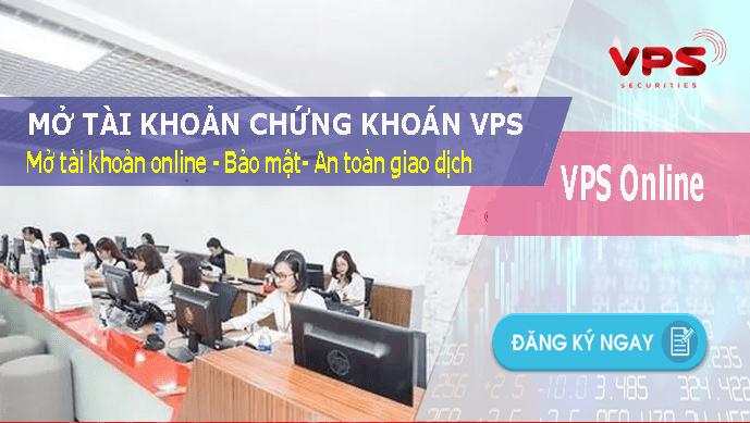 Lợi ích khi mở tài khoản chứng khoán VPS online