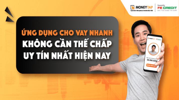 MoneyTap - Cho vay không cần thế chấp