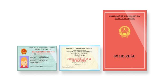 Thủ tục, hồ sơ vay tiền tại Đồng Shop Sun