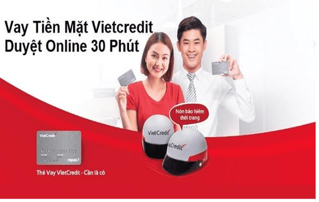 Ưu điểm khi vay tiền tại Vietcredit