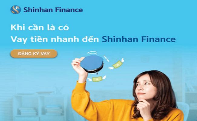 Shinhan Finance - Cần là có