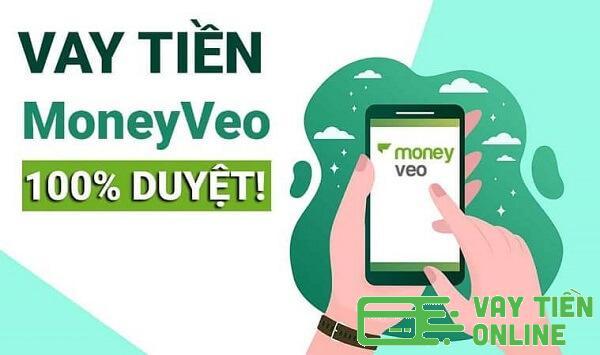Vay online nhanh qua MoneyVeo