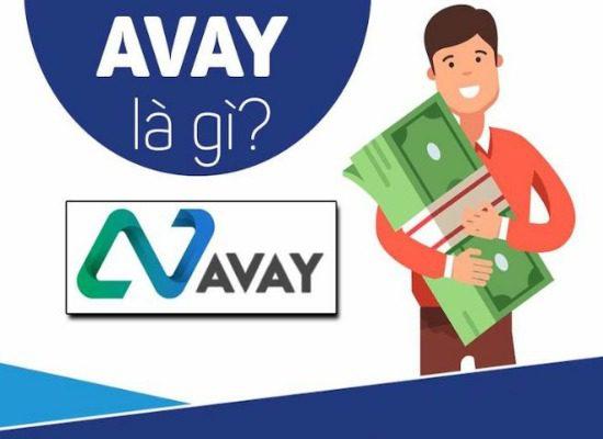 Vay ngay tại Avay