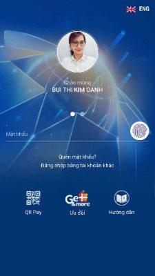 Đăng nhập App MBBank