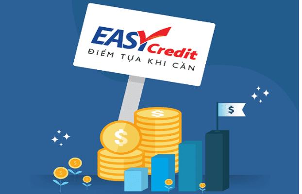 Hạn mức vay tiền tại Easy Credit