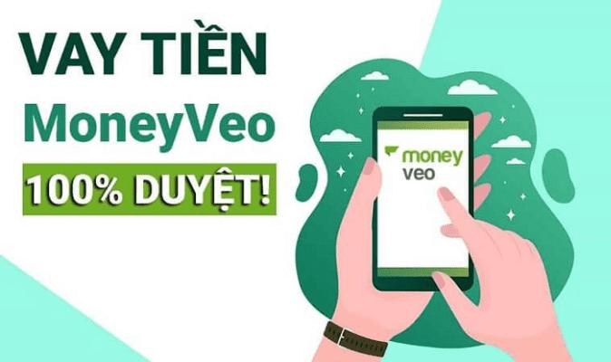 Moneyveo - Vay dễ dàng, tỷ lệ duyệt cao