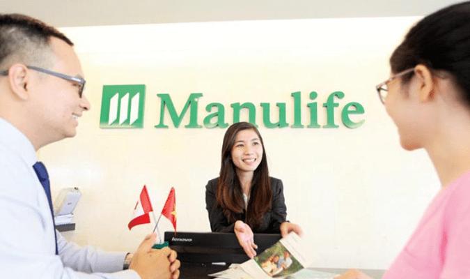 Vay tiền bằng bảo hiểm nhân thọ Manulife