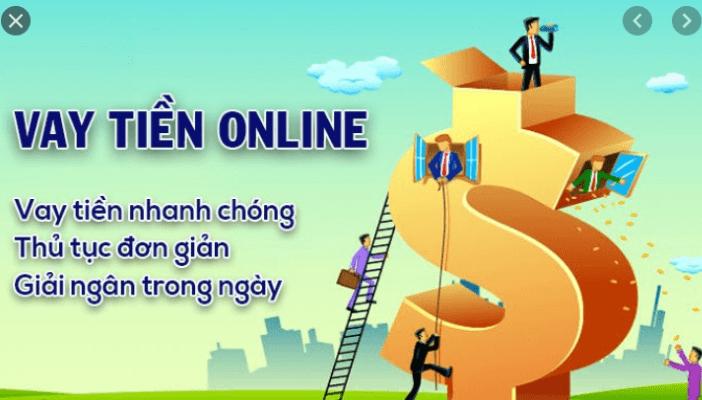 Vay tín chấp online nhanh qua app/web - Giải pháp tài chính 4.0