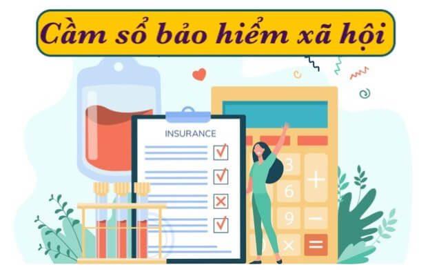 Có được cầm cố sổ bảo hiểm xã hội ở Đồng Nai không?