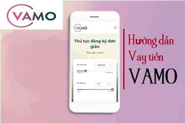 Vamo - Vay tiền online dễ dàng