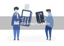 App Vay Tiền Bằng Hộ Chiếu (Passport) Online Lãi Thấp